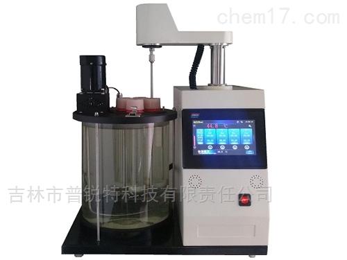 智能抗/破乳化测定仪石油和合成液水分离性
