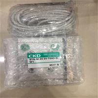 操作产品指南:CKD喜开理微速型气缸