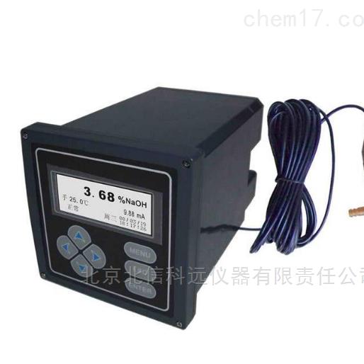 流通式酸碱盐浓度测试仪  音频电磁式酸碱盐浓度计 中大型水处理工艺过程连续监控仪