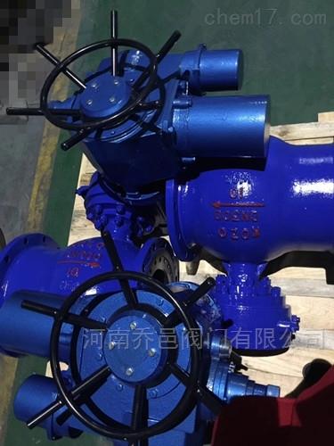 炼铁厂气动耐磨卸灰球阀