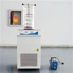 恒敏儀器實驗室小型食品土壤真空冷凍干燥機