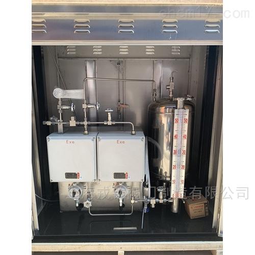 泵式天然气自动加臭装置