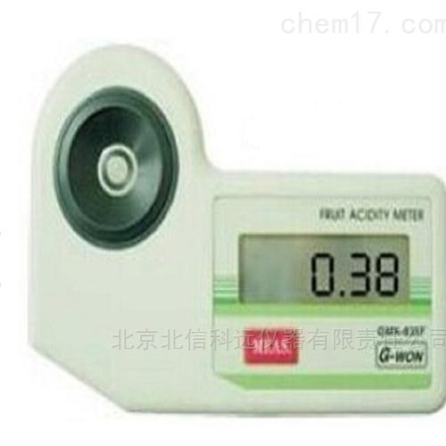 水果酸度计 水果酸度测定仪 水果酸度检测仪  电导法水果酸度计