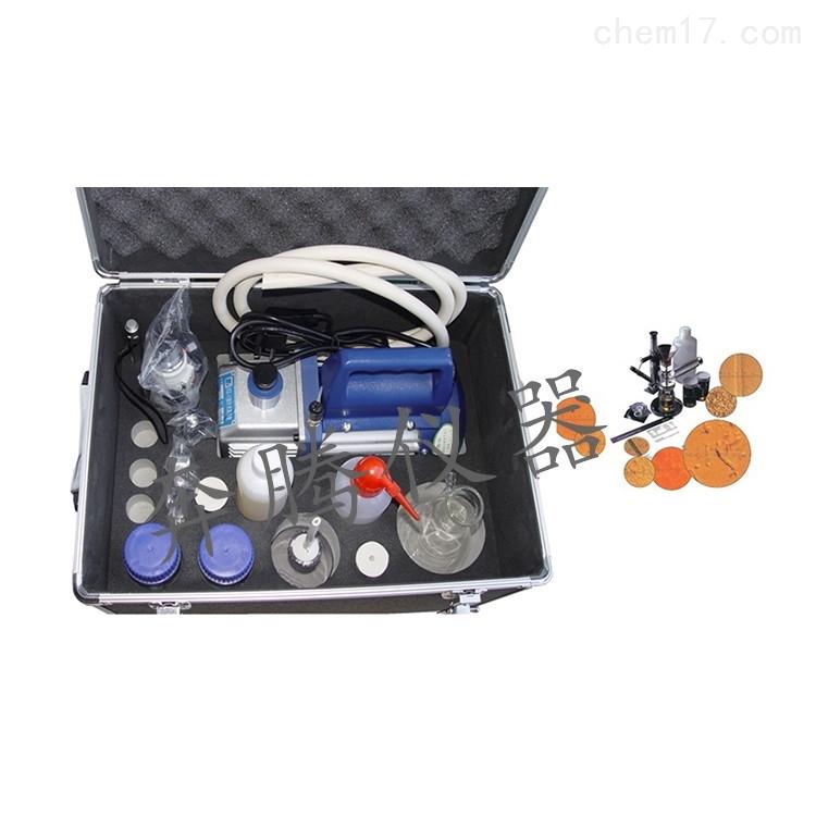 DL/T432/NAS1638 便携式油液污染度检测仪
