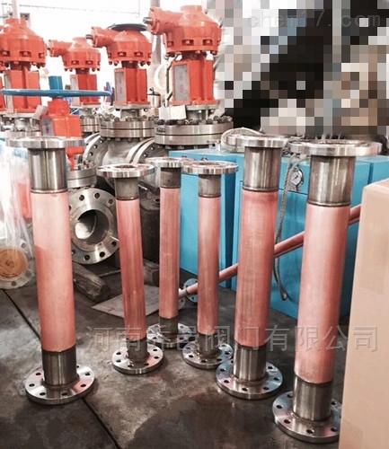 FPV-XT氧气管道阀前阻火器