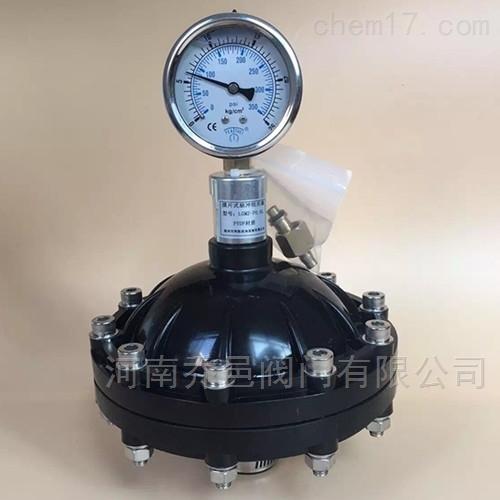 法兰膜片式脉冲阻尼器