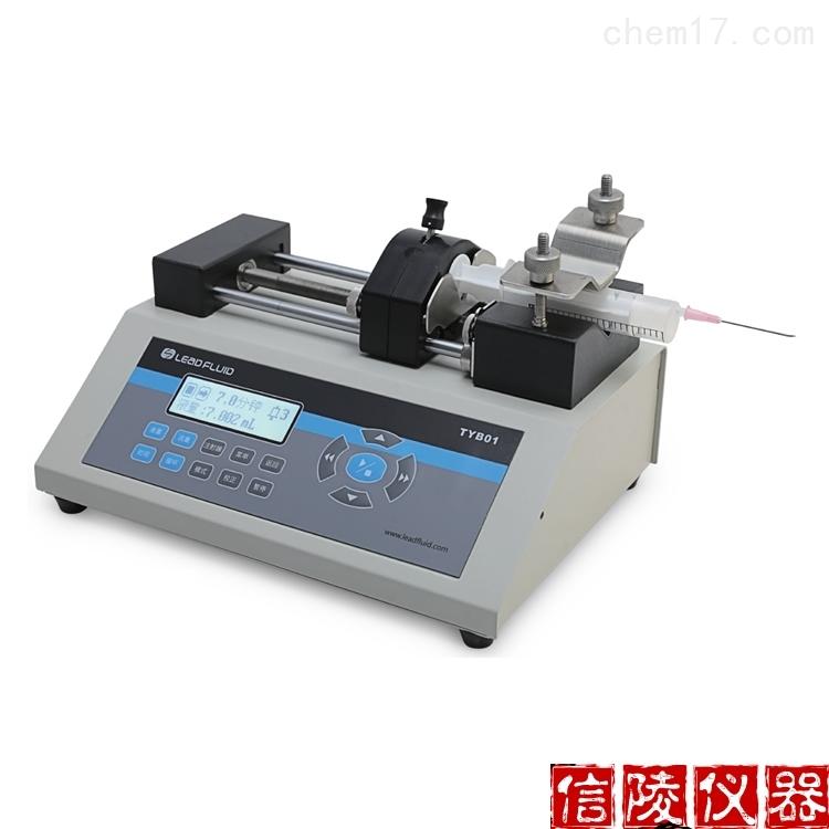 TYB01-01定量循环实验室注射泵