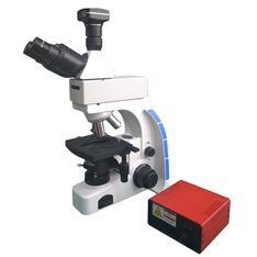 荧光显微镜HF2000L
