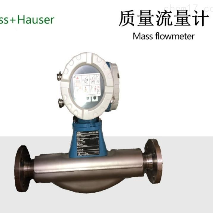 南京总代理供应E+H80M质量流量计型号现货