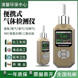 氦气检测仪便携泵吸式氦气纯度探测报警器