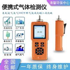 VOC檢測儀便攜式油漆房廢氣排放TVOC探測器