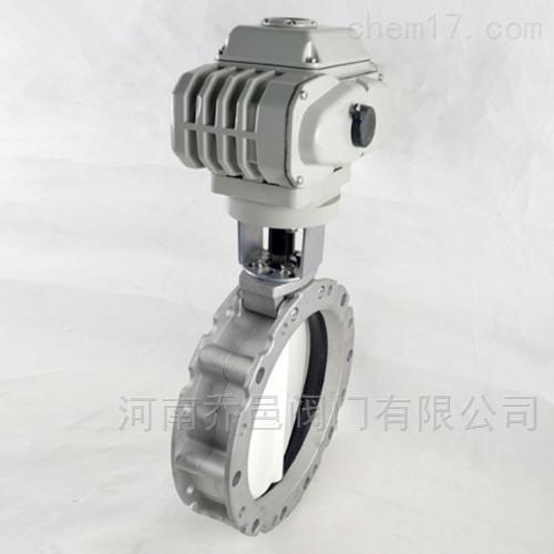 FTD941X-2L电动粉体蝶阀