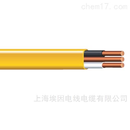 埃因BS7211标准低烟无卤护套扁电缆