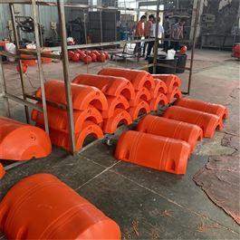 FT600*1000农田灌溉渠道拦污阻污塑料浮筒
