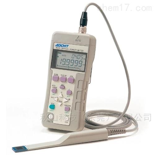 日本adcmt手持式光功率计8230