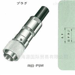 日本TMW多治见R01-01P9-8M连接器