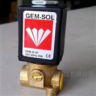 GEM-B-3124V50HZ8WGEM-SOL  电磁阀