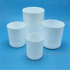 F4烧杯 F4坩埚 F4小口瓶 F4漏斗 耐强酸氢氟酸强酸烧杯漏斗 有机溶剂烧杯坩埚
