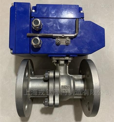 Q941F电动调节型球阀