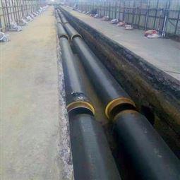 小区改造聚氨酯蒸汽架空保温管
