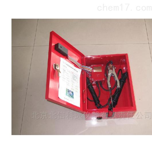 静电接地报警器 固定式静电接地检测仪 油罐车装卸防静电报警器