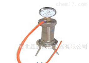 砂浆压力泌水率测定仪