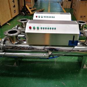 南京水厂紫外线消毒器