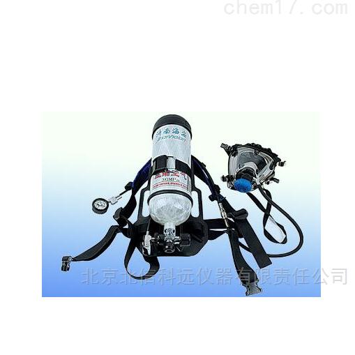 化学氧自救器呼吸保护装置