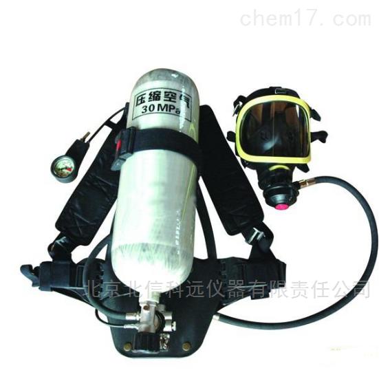 隔绝式负压氧气呼吸器