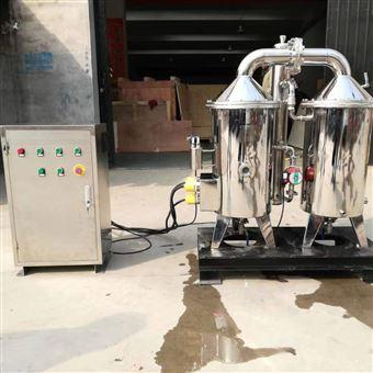 LD500-5化妆品列管多效蒸馏水机