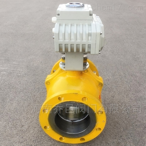 Q941F电动燃气球阀