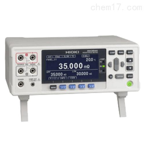 夹型测试线用于RM3544电阻计日本日置HIOKI