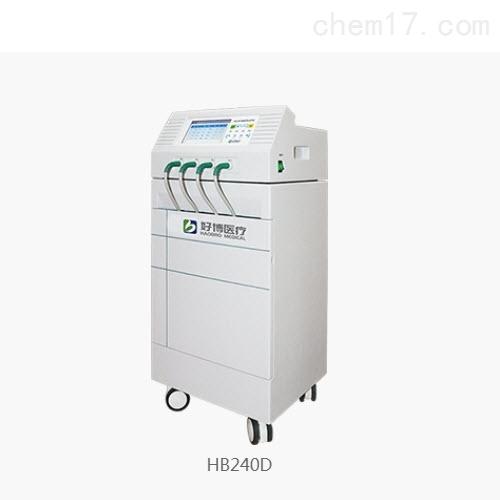 HB-240D型立式四通道磁振热治疗仪