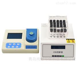 SN-200A-3 COD氨氮总磷三合一分体台式水质多参数测定仪