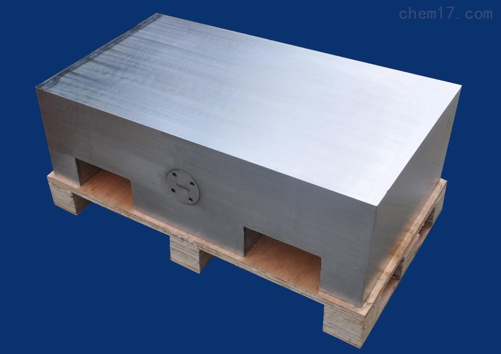 1000公斤不锈钢砝码