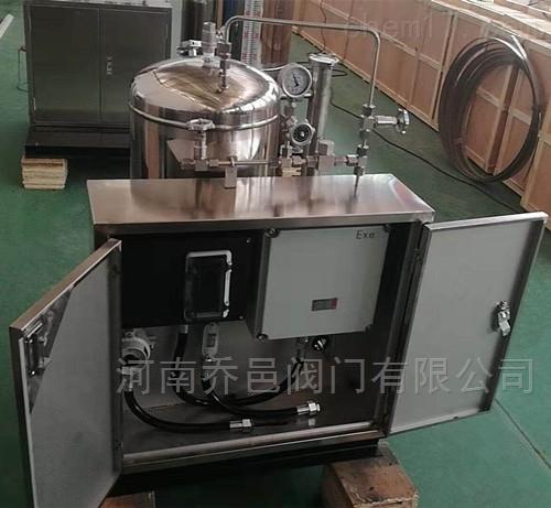 手动燃气加臭装置 滴液式天然气加臭机 滴液式燃气加臭机