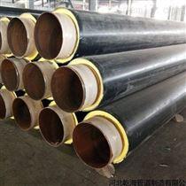 管徑377聚氨酯地埋直縫保溫管