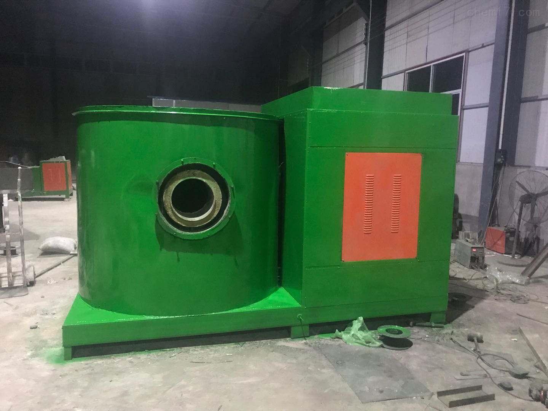 对接改造天然气环保生物质颗粒燃烧机