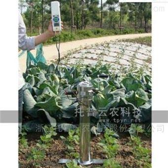 土壤緊實度測定儀 TJSD-750-IV