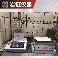 高温高压原位拉曼反应装置