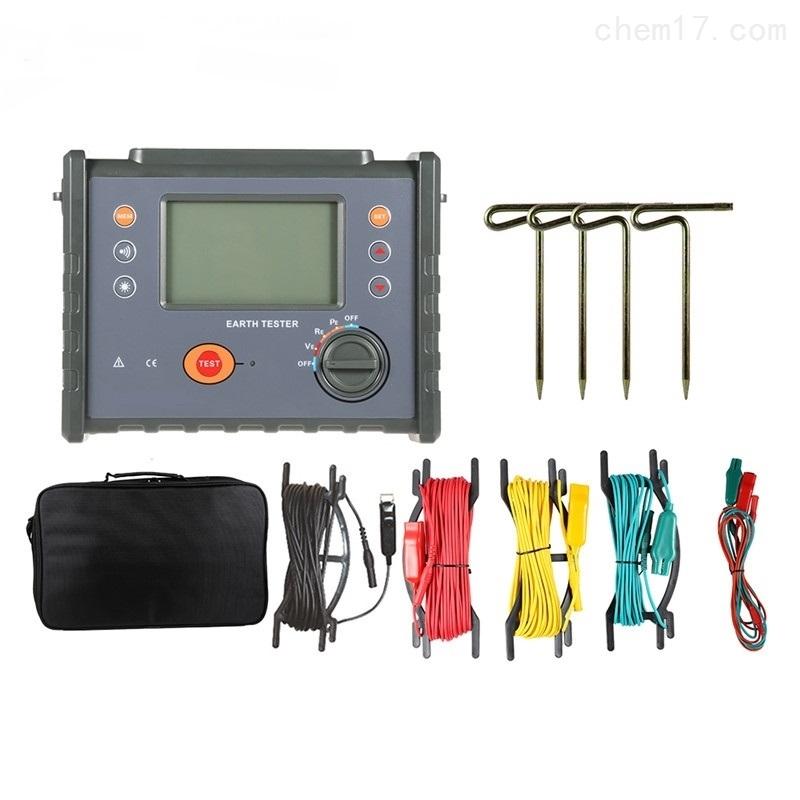 土壤电阻率测试仪防雷检测仪器设备