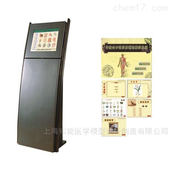 中医开放式针灸经络穴位辅助教学系统