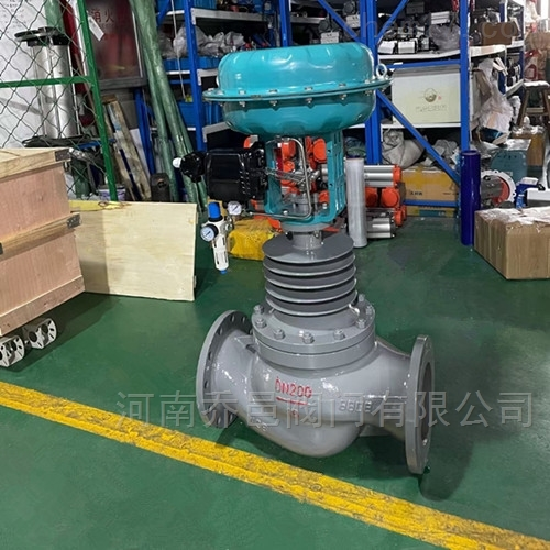 ZJHM气动高温套筒调节阀 气动不锈钢高温调节阀
