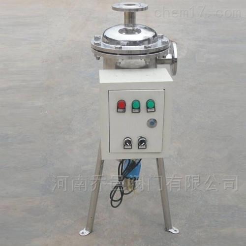 水源热泵机房旋流除砂器 中央空调旋流除砂器