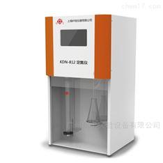 上海纤检KDN-812全自动定氮仪凯氏定氮法