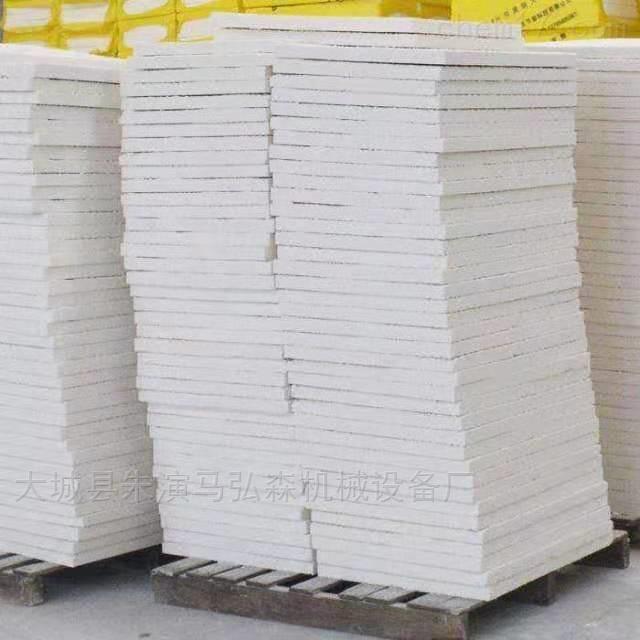 轻质水泥基免拆模芯板匀质聚苯板