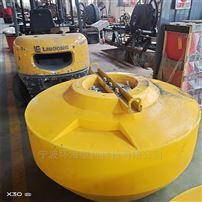 BT1200*1500环海水上塑料浮標警示警戒码头系泊发光航标