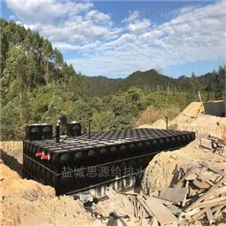 详析地埋箱泵一体化消防泵站结构