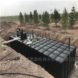 地埋消防箱泵一体化泵站安装全部流程