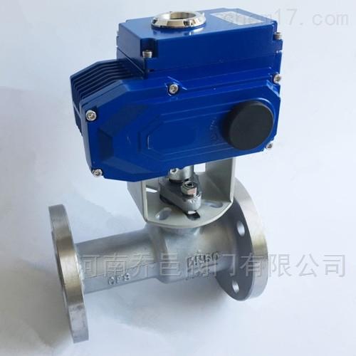 Q941M<strong>电动不锈钢高温球阀</strong>Q941PPL电动不锈钢高温体式球阀